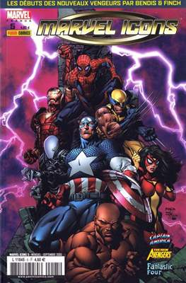 Marvel Icons Vol. 1 #5