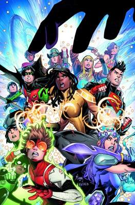 Young Justice (2019-) (Comic Book) #20