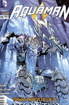 Aquaman (Grapa) #19