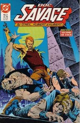 Doc Savage (Comic-book) #2