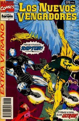 Los Nuevos Vengadores Vol. 1 Especiales (1987-1994) (Grapa 64 pp) #7