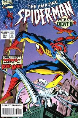 The Amazing Spider-Man Vol. 1 (1963-2007) (Comic-book) #398
