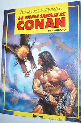 La Espada Salvaje de Conan - Álbum especial (Retapados) #25