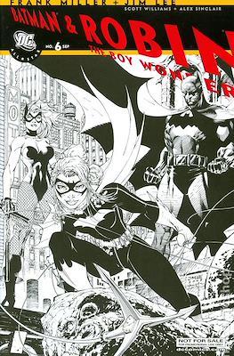 All Star Batman & Robin, The Boy Wonder (Variant Cover) #6.1