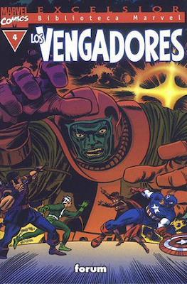Biblioteca Marvel: Los Vengadores (1999-2001) (Rústica 160 pp) #4