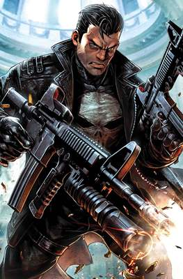 The Punisher (2018- Variant Cover) (Comic Book) #11