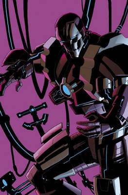 El Invencible Iron Man Vol. 2 (2011-) (Grapa - Rústica) #114