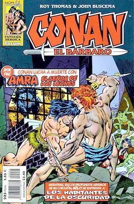 Conan el Bárbaro (1998-2001) (Grapa 24 pp) #64