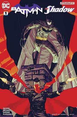 Batman / The Shadow (2017-) (Comic-book) #1