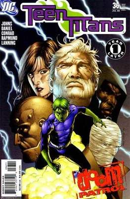 Teen Titans Vol. 3 (2003-2011) (Comic Book) #36