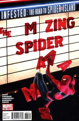 The Amazing Spider-Man Vol. 2 (1999-2014) (Comic-Book) #665
