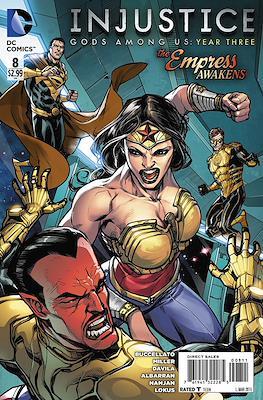 Injustice: Gods Among Us: Year Three #8