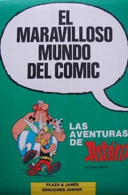 El Maravilloso Mundo del Comic (Cartoné acolchado con guaflex) #8