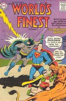 World's Finest Comics (1941-1986) (Comic Book) #87