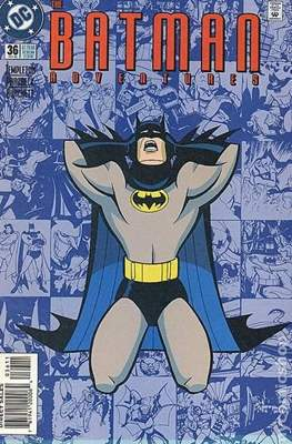 The Batman Adventures (Comic Book) #36