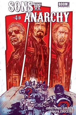 Sons of the Anarchy (Grapa) #4