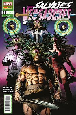 Salvajes Vengadores (2019-) (Grapa) #13