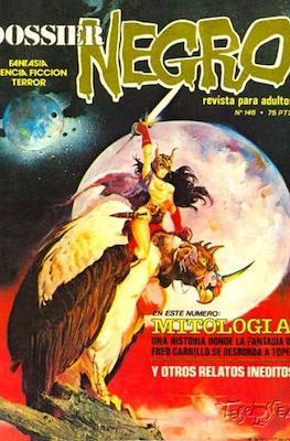 Dossier Negro (Rústica y grapa [1968 - 1988]) #146