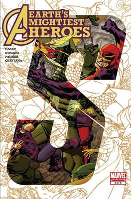 Avengers: Earth's Mightiest Heroes Vol. 2 (Comic Book) #8
