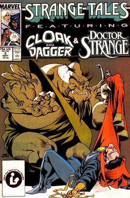 Strange Tales Vol. 2 (1987-1988) (Comic-book.) #6