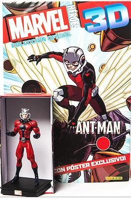 Marvel Héroes 3D - Colección Oficial (Grapa) #8