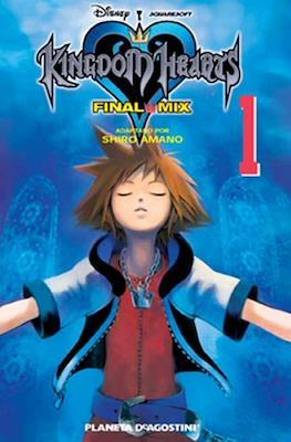 Kingdom Hearts: Final mix (Rústica 192-208 pp) #1