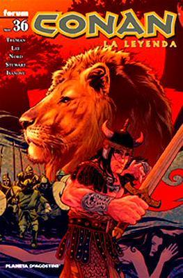 Conan. La Leyenda (Grapa 28-116 pp) #36