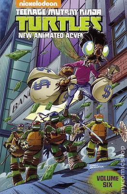 Teenage Mutant Ninja Turtles: New Animated Adventures (Softcover 104 pp) #6