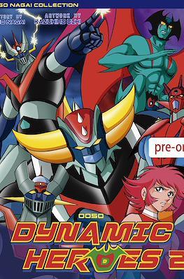 Dynamic Heroes (Rústica) #2