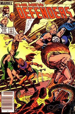 The Defenders vol.1 (1972-1986) (Comic Book 32 pp) #132