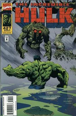 The Incredible Hulk Vol. 1 (1962-1999) (Comic Book) #427