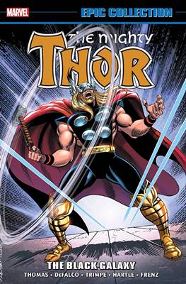 Thor Epic Collection (Softcover) #18