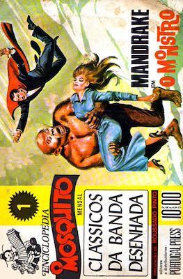 Enciclopédia O Mosquito. Clássicos da Banda Desenhada