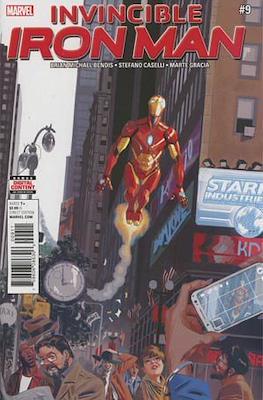 Invincible Iron Man Vol. 4 #9