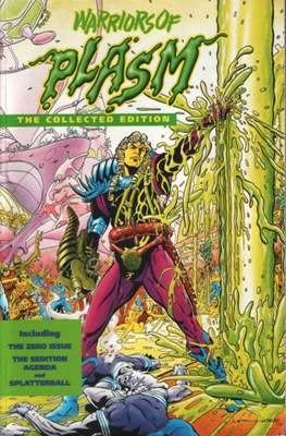 Warriors of Plasm: The Collected Edition