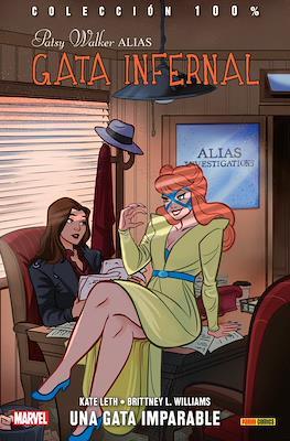 Patsy Walker alias Gata Infernal. 100% Marvel #2