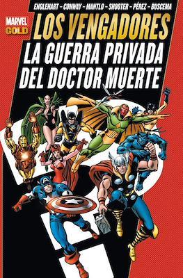 Los Vengadores. Marvel Gold (Rústica con solapas) #9