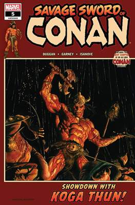 Savage Sword Of Conan (2019-) (Comic Book) #5