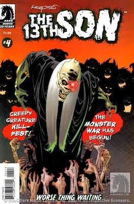 The 13th Son (Comic Book) #4