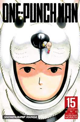 One Punch-Man (Trade paperback) #15