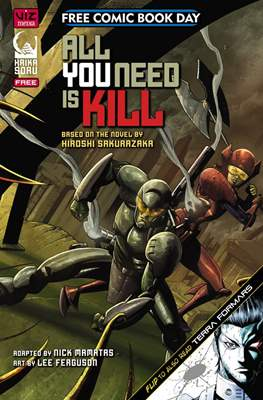 All You Need Is Kill / Terra Formars Free Comic Book Day