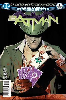 Batman (2017-...) (Grapa) #16