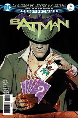 Batman (2017-...) #16