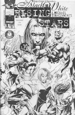 Top Cow Classics in Black & White Rising Stars