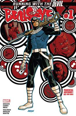Bullseye (Comic-book/digital) #1