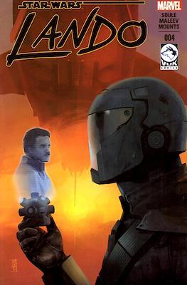 Star Wars - Lando (Grapa) #4