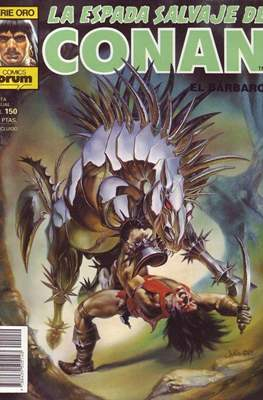 La Espada Salvaje de Conan. Vol 1 (1982-1996) (Grapa. B/N.) #150