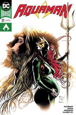 Aquaman Vol. 8 (2016-) (Comic Book) #57