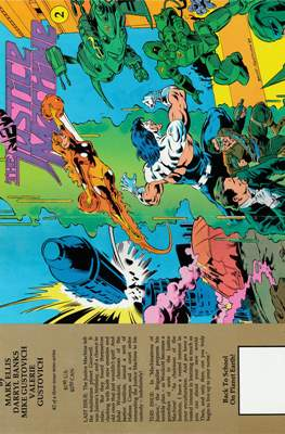 The New Justice Machine (Comic Book) #2
