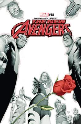 The New Avengers Vol. 4 #18